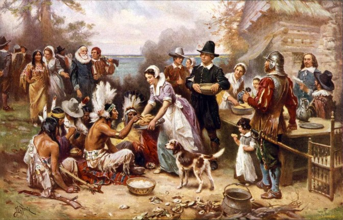 Day of Thanksgiving: Celebrating Thankfulness